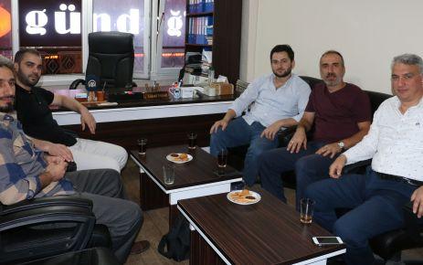 Of Medya Derneği Yönetimi Ağustos toplantısında buluştu