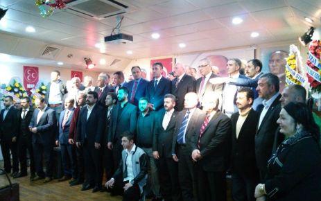 Of MHP'de Hüseyin Ayaz başkanlığa seçildi