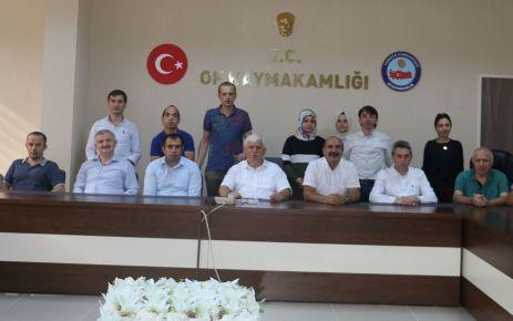 Of Milli Eğitim ailesinden istişare toplantısı