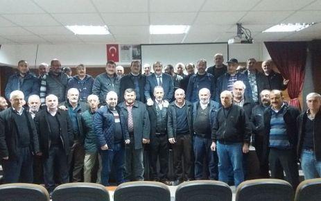 Of Milli Eğitim'den Taşımalı Eğitim şoförlerine seminer