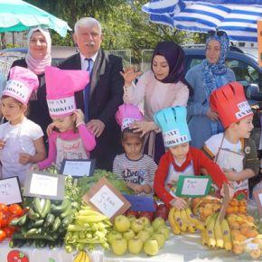 OF ŞAT Anaokulu Pazar Kurdu