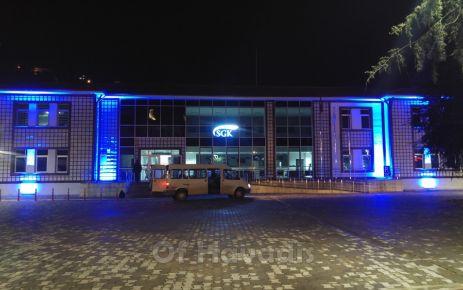 Of SGK yeni binasına taşındı