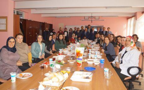 Of ŞÖAB Aile Birliği'nden Öğretmenlere kutlama