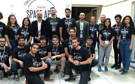 Of Teknoloji Yazılım Kulübü'nde NASA'ya 2 ekip