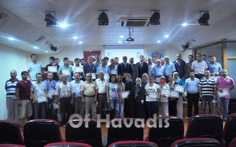 Of TSO'dan 60 kişiye uygulamalı girişimcilik eğitimi