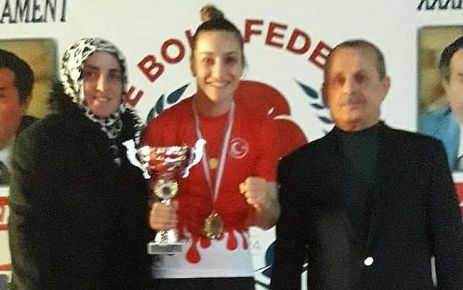 Oflu Busenaz Çakıroğlu'ndan büyük başarı