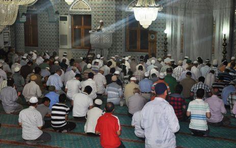 Of Belediyesi Mısır için DUA programı düzenledi