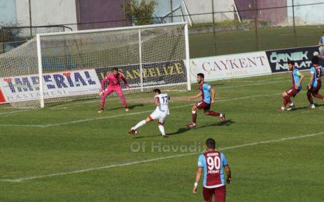 Ofspor 0-2 Kahramanmaraşspor