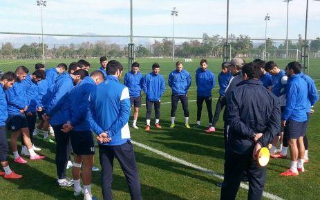 Ofspor 2.yarıya Antalya'da hazırlanıyor
