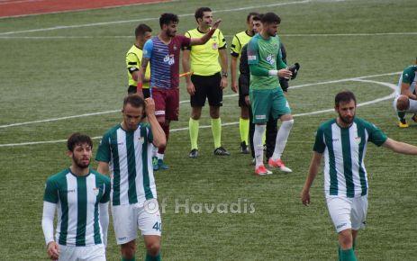 Ofspor Altındağ Belediyespor'a mağlup oldu