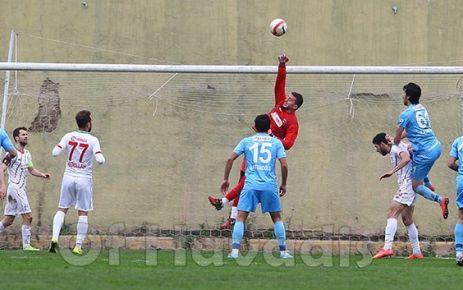 Ofspor Bayrampaşaspor'a da mağlup oldu
