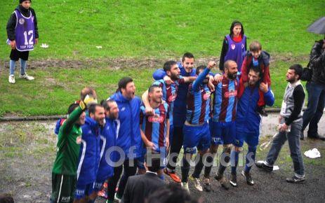 Ofspor Bayrampaşaspor'u tek golle geçti