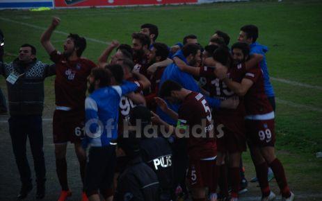 Ofspor Bodrum'u Mustafa Kaya ile vurdu