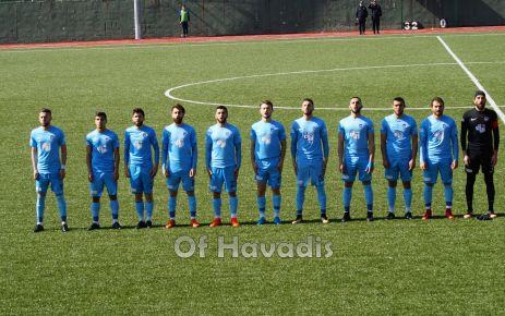 Ofspor Çanakkale'yi geçti ama Play Off'a kalamadı