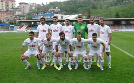 Ofspor Diyarbakır Büyükşehir'e mağlup oldu