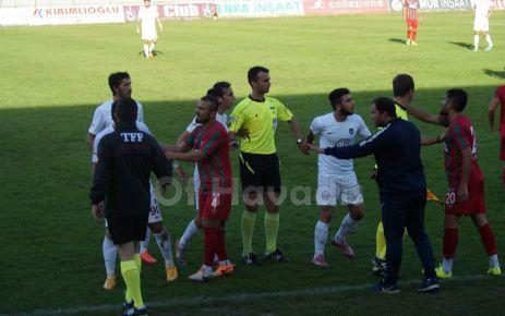 Ofspor Diyarbekirspor maçından da gol sesi çıkmadı