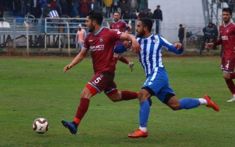 Ofspor Erbaaspor'dan 1 puanla dönüyor