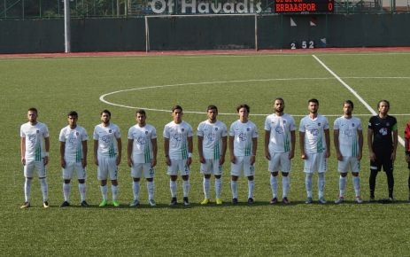 Ofspor Halide Edip Adıvarspor'a mağlup oldu