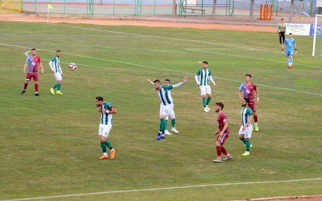 Ofspor Kırşehirspor'a mağlup oldu