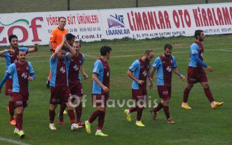 Ofspor Konya Anadolu Selçukluspor'u mağlup etti