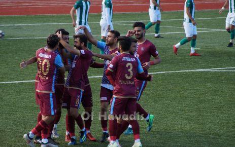Ofspor Lider Kırşehir Belediyespor'u tek golle geçti