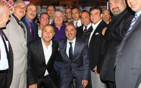 Ofsporlular İstanbul'da düzenlenen gecede buluştu
