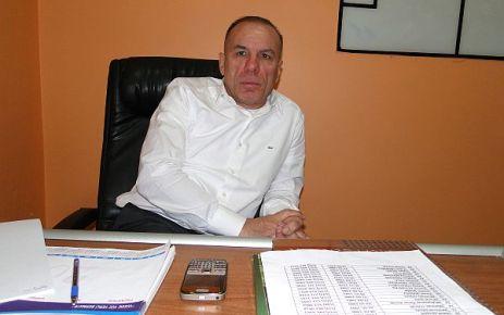 Ofspor'un yeni hocası Mehmet Birinci