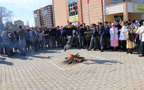 Of'ta Nevruz Bayramı coşkuyla kutlandı