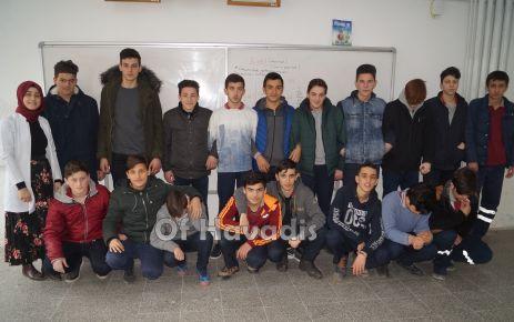Of'un iş garantili okulu Ulusoy MTA Lisesi