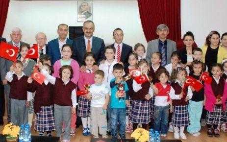 Öğrencilerin okul heyecanı başladı