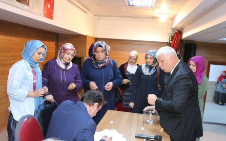 Okullardaki İŞKUR Personellerinin görev dağılımı yapıldı