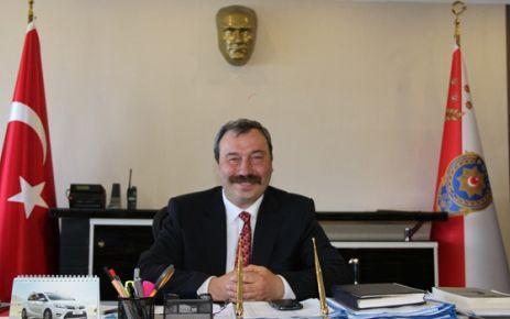Osman Ak Adana'ya, Resul Holoğlu KOM Daire Başkanı