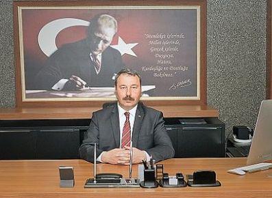 Osman Ak Bursa Emniyet Müdürlüğüne atandı