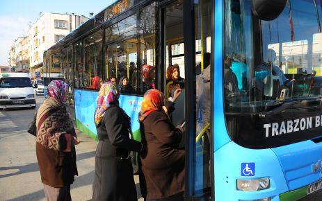Otobüs seferlerine iftar ayarı