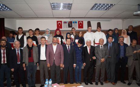 Yakup Türköz'ün Özel Öğrencilerden Kutlu Doğum Programı