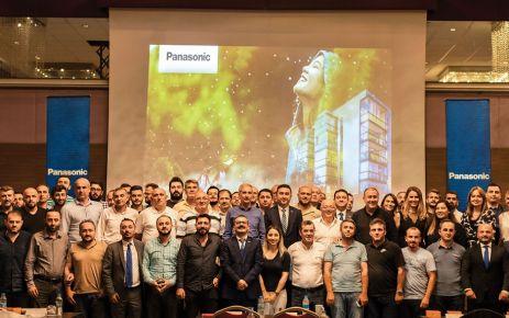 Panasonıc, Trabzon'da iş ortaklarıyla buluştu