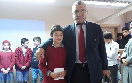 Pınaraltı'nda Kur'an-ı Kerim'i güzel okuma yarışması