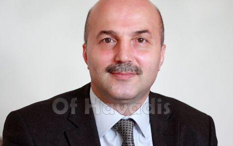 Prof. Dr Ahmet Ulusoy Ak Parti'den aday