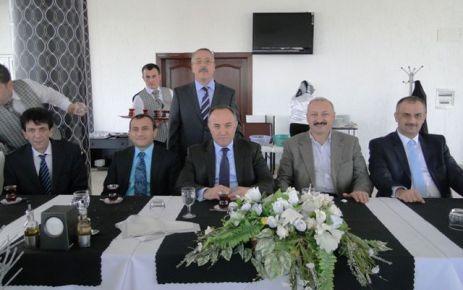 Rize Valisi Çaykaralı hemşerimiz Hacımüftüoğlu Müsteşar oldu