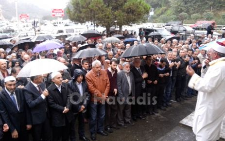 Sarıalioğlu'nun ve Yazgı ailelerinin acı günü