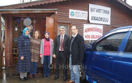 Şehit Ahmet Türkkan Anaokulu'ndan Kermes