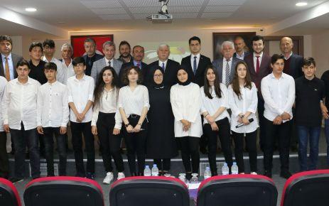 Şehit Necmi Çakır Anadolu Lisesi öğrencilerinden iyi etkinlik