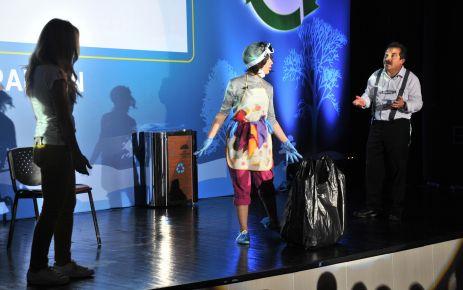Sıfır Atık Projesi'nin altıncı etkinliği Trabzon'da