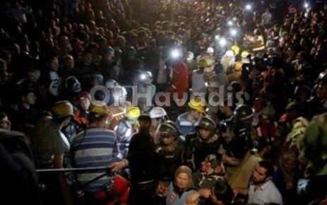 Soma'da Maden faciası; 301 ölü
