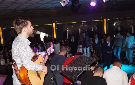 Sosyal Yardım konserinde Mesut Çakır Oflularla buluştu