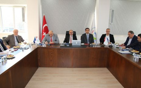 Su ve Kanalizasyon İdareleri Trabzon'da toplandı