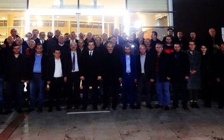 SYDV Kurucu Müdürü Dursun Atalay emekli oldu