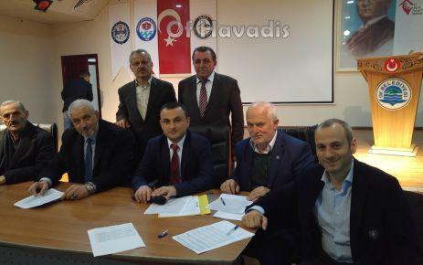 SYDV Mütevelli Heyeti üye seçimi yapıldı