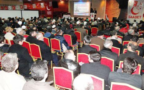 Tarihçi Şama'dan Oflulara Çanakkale konferansı