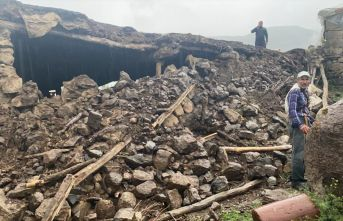 Bingöl Karlıova'da 5,7 büyüklüğünde deprem meydana geldi